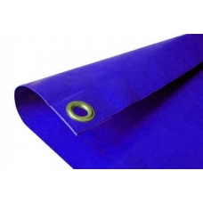 Защитный тент из ПВХ ткани 440гр/м2