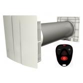 Приточно-вытяжная вентиляция с рекуператором Marley MEnV 180