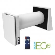 Приточно-вытяжная вентиляция с рекуператором Blauberg Vento Expert A50-1 Pro (с установкой)