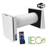 Приточно-вытяжная вентиляция с рекуператором Blauberg Vento Expert A50-1 W