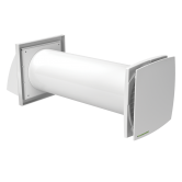 Приточно-вытяжная вентиляция с рекуператором Домовент Соло РА1-35-9 Р