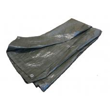 """Тент защитный армированный полипропиленовый """"Eltcover"""", 90 гр/кв.м, 4 х 6 м"""