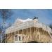 Пленка армированная для укрытия строительных лесов и теплиц Eltcover 3300