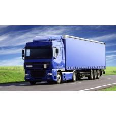 Тент ПВХ на грузовой автомобиль